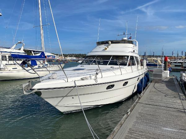 Princess 435 used boat for sale from Boat Sales International