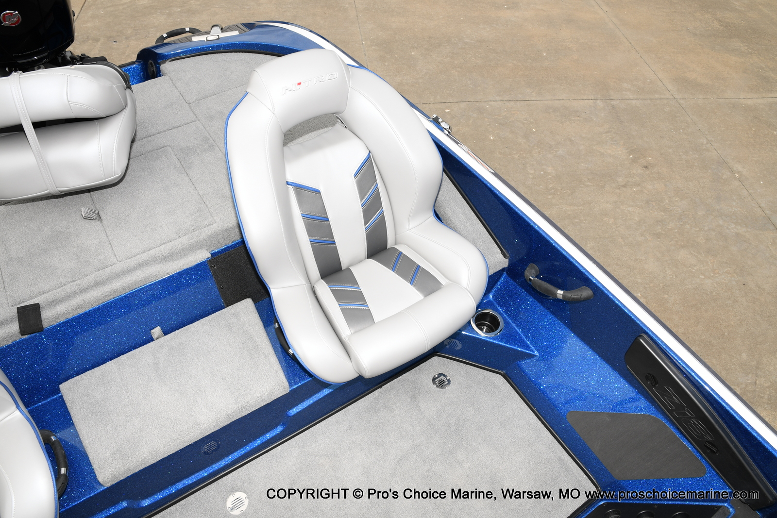 2021 Nitro boat for sale, model of the boat is Z18 & Image # 9 of 50