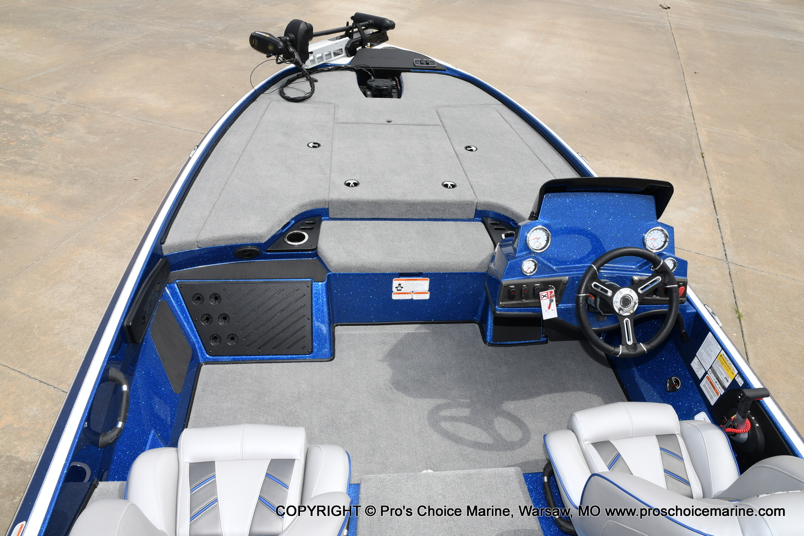 2021 Nitro boat for sale, model of the boat is Z18 & Image # 21 of 50