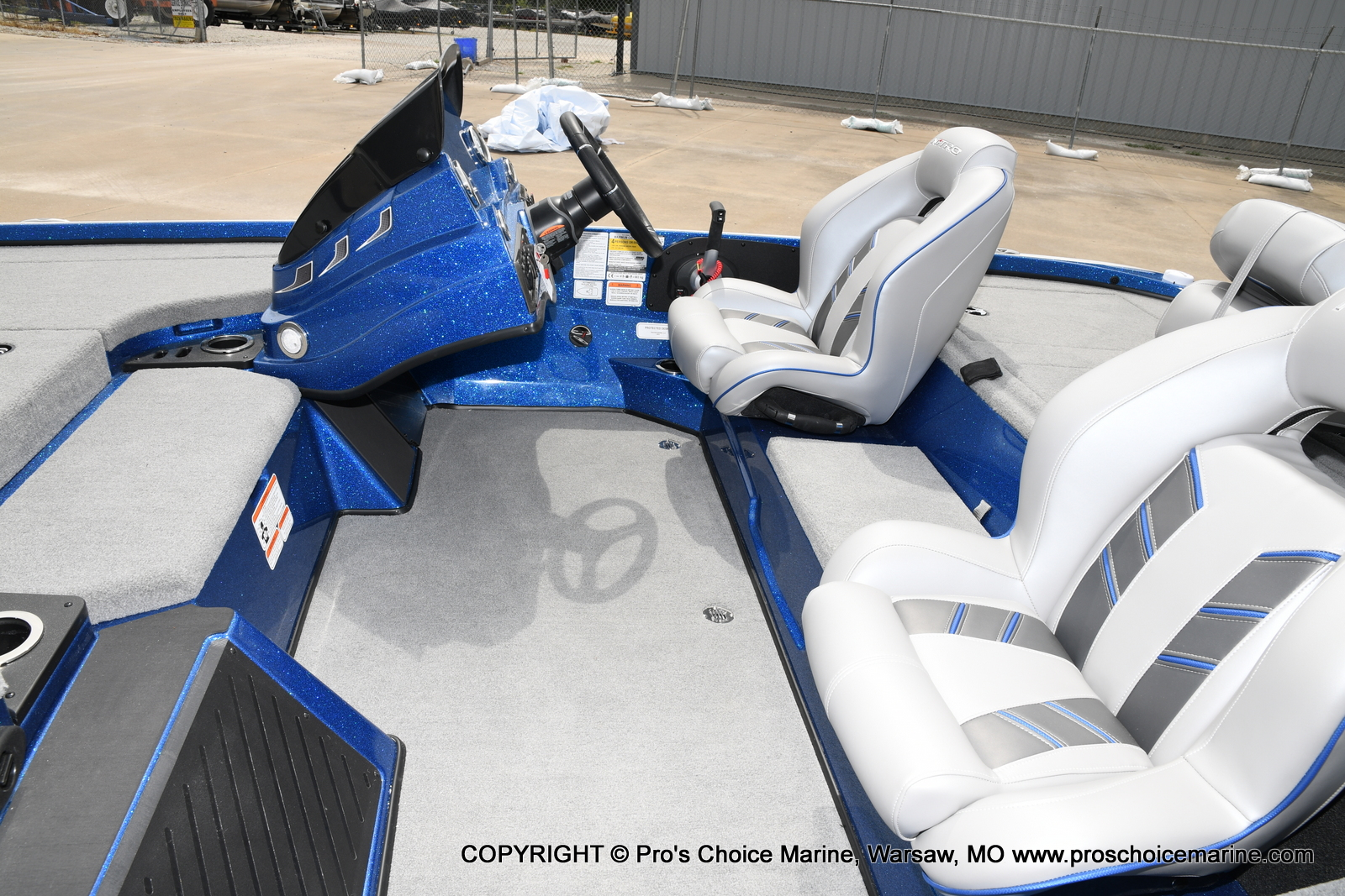 2021 Nitro boat for sale, model of the boat is Z18 & Image # 29 of 50