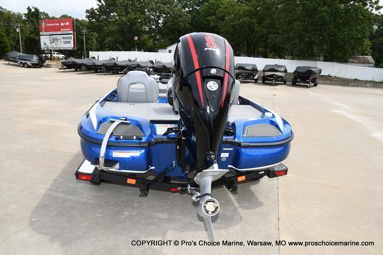 2021 Nitro boat for sale, model of the boat is Z18 & Image # 45 of 50