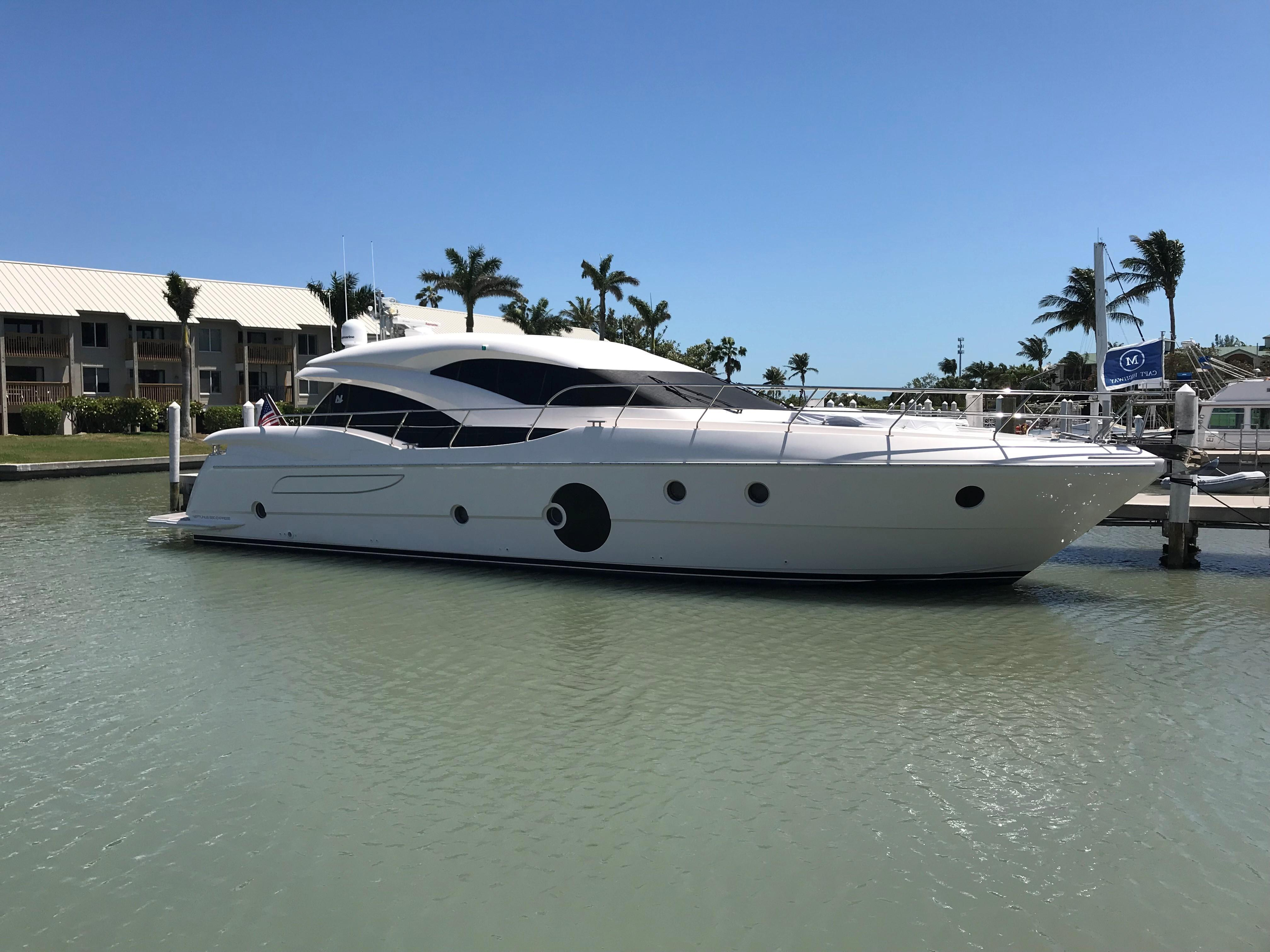 Picture Of:  66' Neptunus 650 Express 2016Yacht For Sale | 30