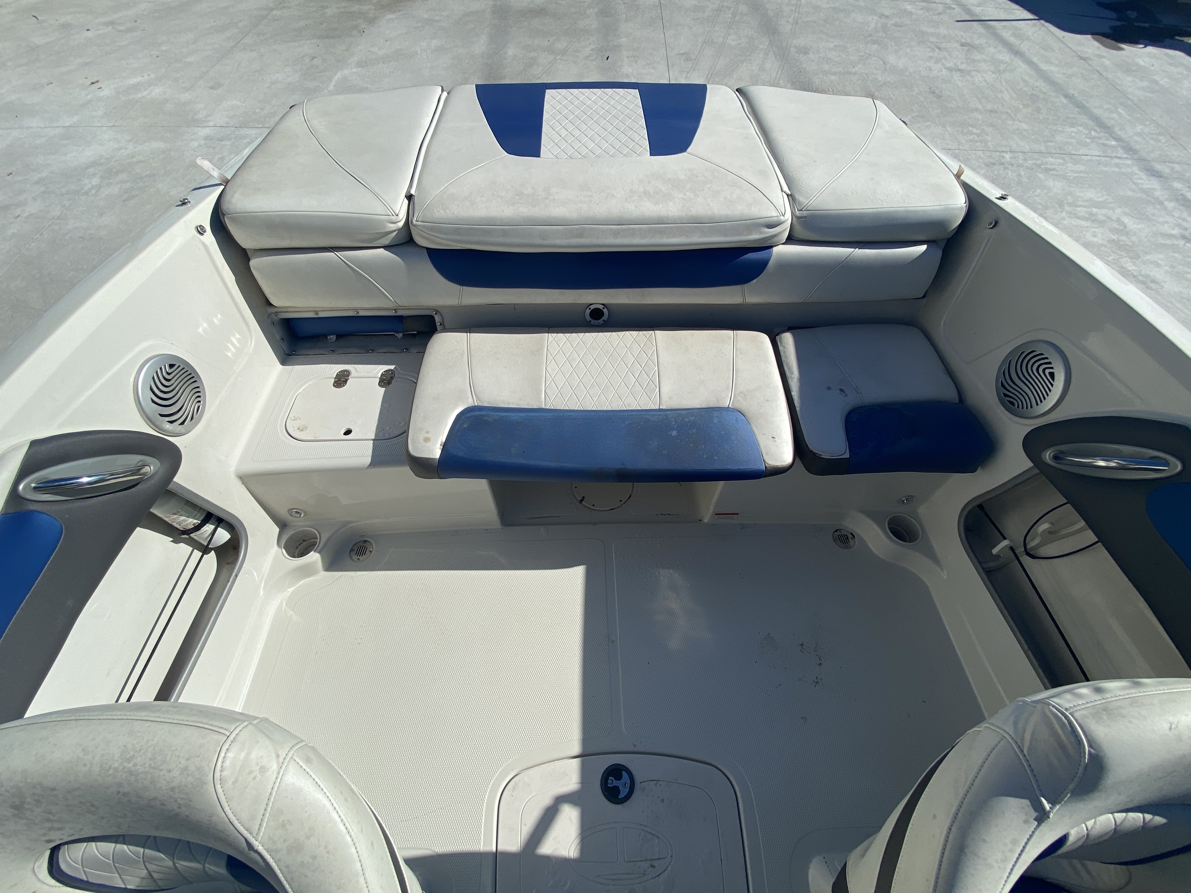 2015 Tahoe boat for sale, model of the boat is 500 TF & Image # 12 of 12