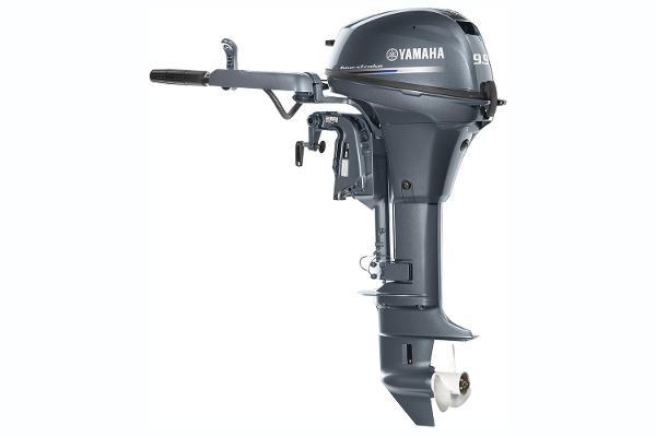 2021 Yamaha Outboards F9.9SMHB image