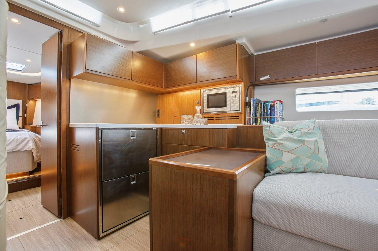 Starboard Pantry Galley