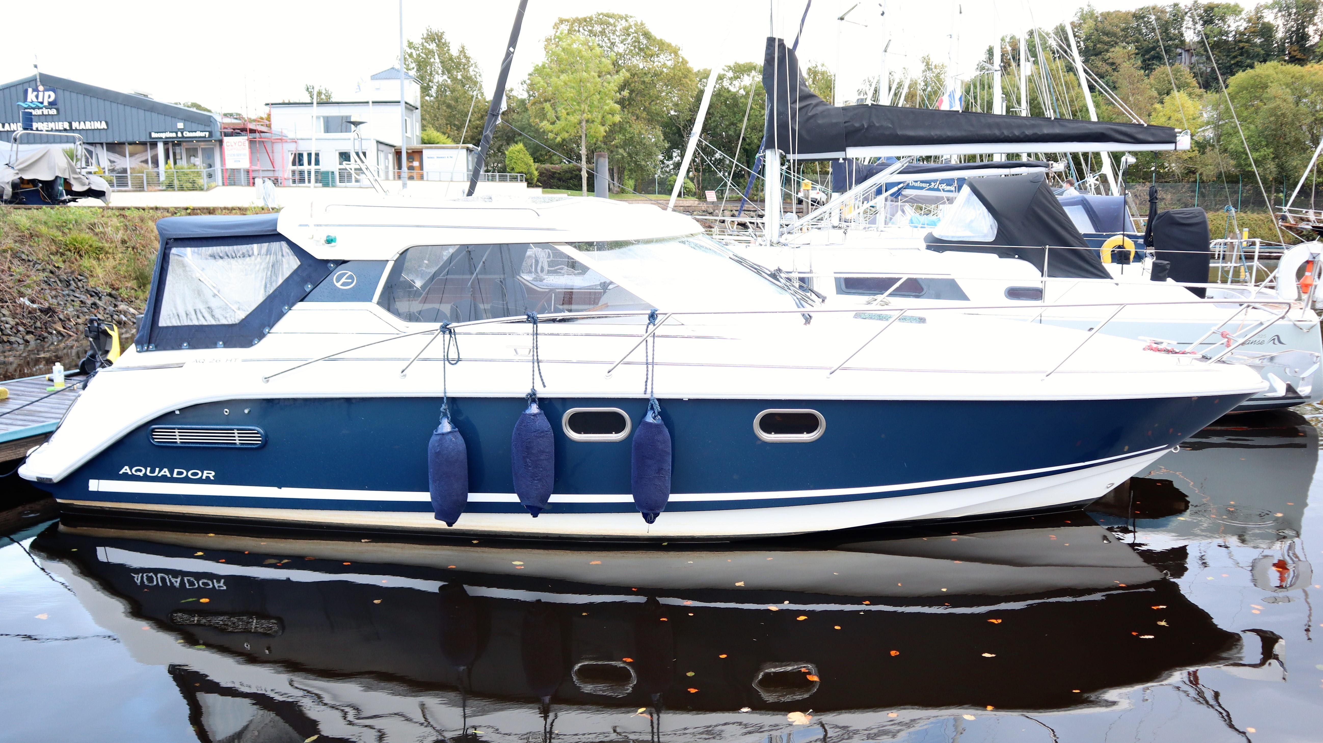 Aquador 26HT