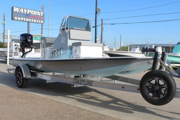2021 Shoalwater boat for sale, model of the boat is 19 CAT & Image # 1 of 15