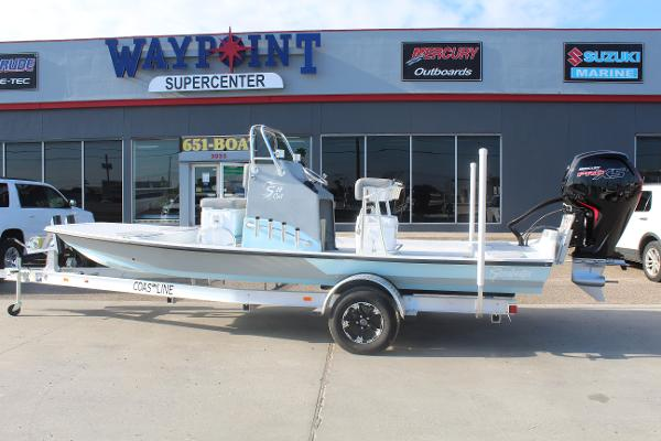 2021 Shoalwater boat for sale, model of the boat is 19 CAT & Image # 4 of 15
