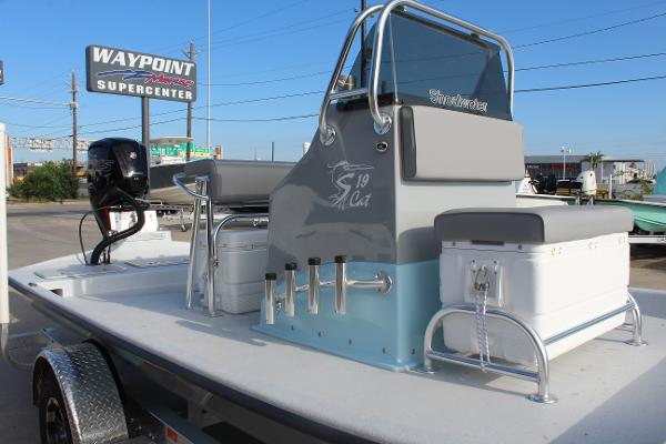 2021 Shoalwater boat for sale, model of the boat is 19 CAT & Image # 7 of 15