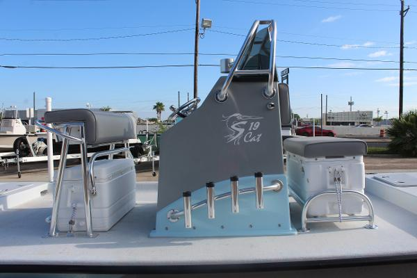 2021 Shoalwater boat for sale, model of the boat is 19 CAT & Image # 8 of 15
