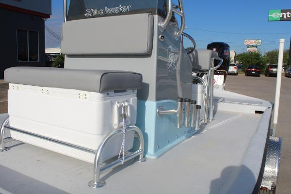 2021 Shoalwater boat for sale, model of the boat is 19 CAT & Image # 11 of 15