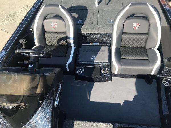 2021 Triton boat for sale, model of the boat is 18 TRX & Image # 13 of 15