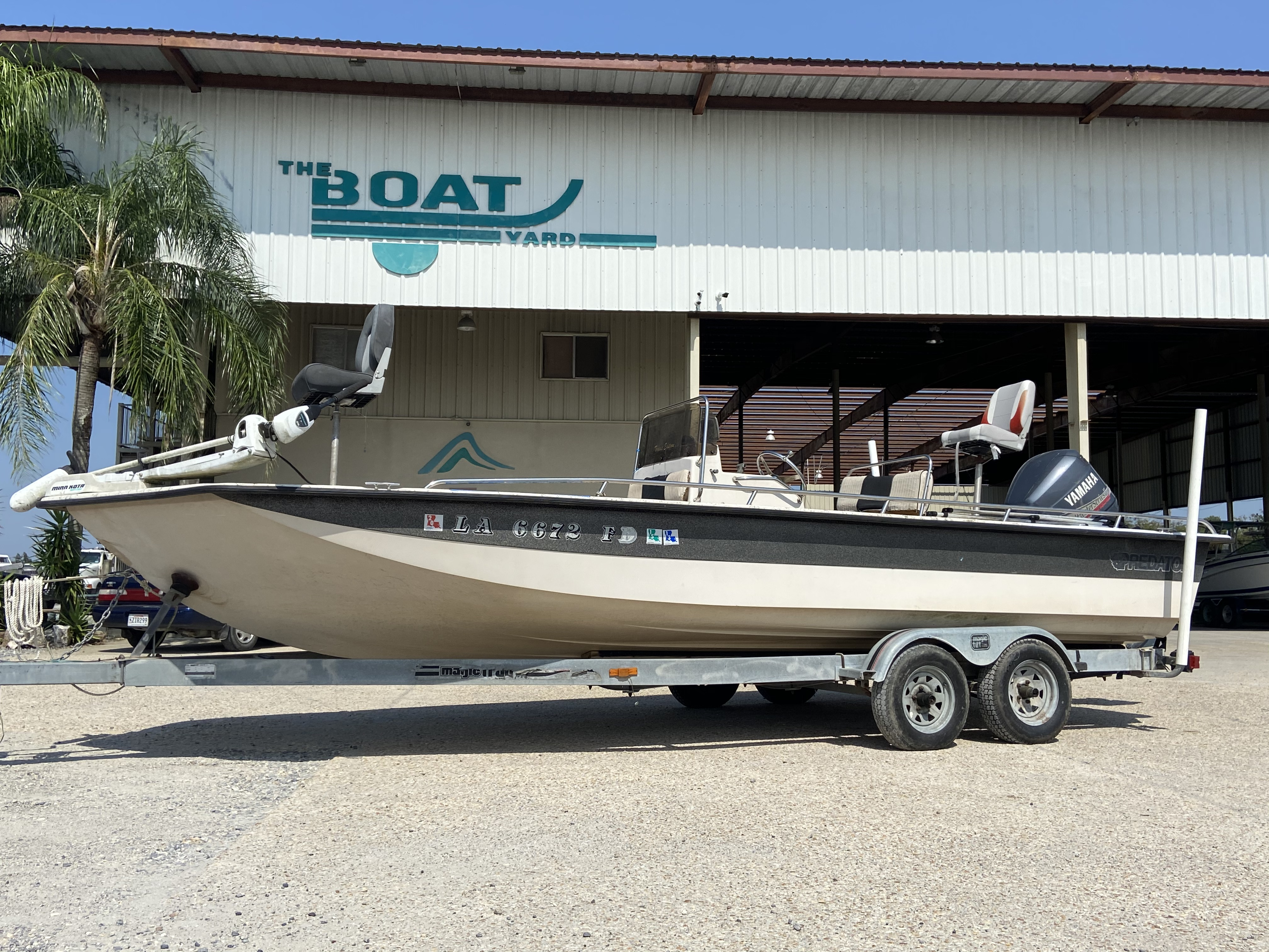 1999 Predator boat for sale, model of the boat is 22 CC & Image # 1 of 12