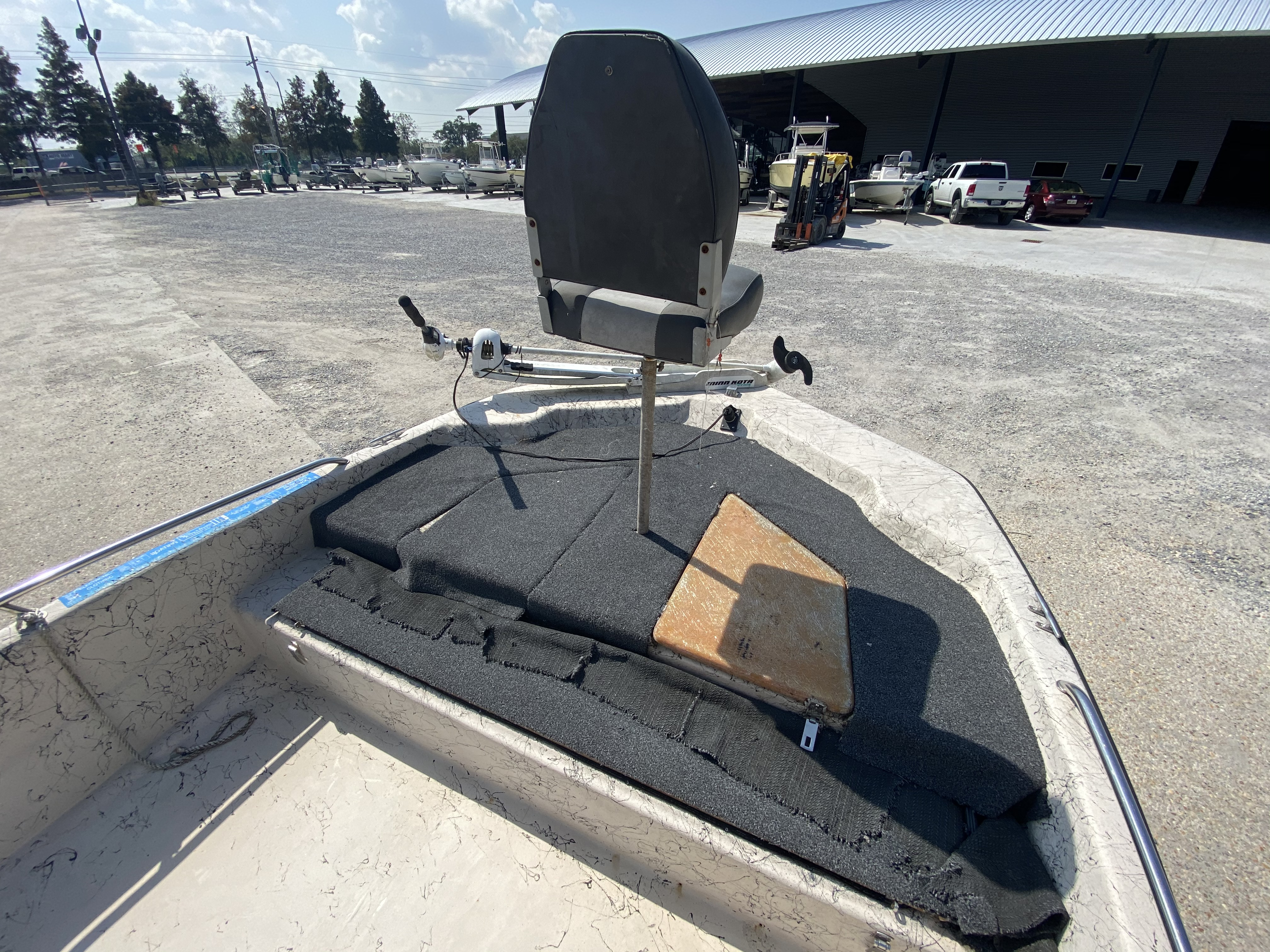 1999 Predator boat for sale, model of the boat is 22 CC & Image # 5 of 12