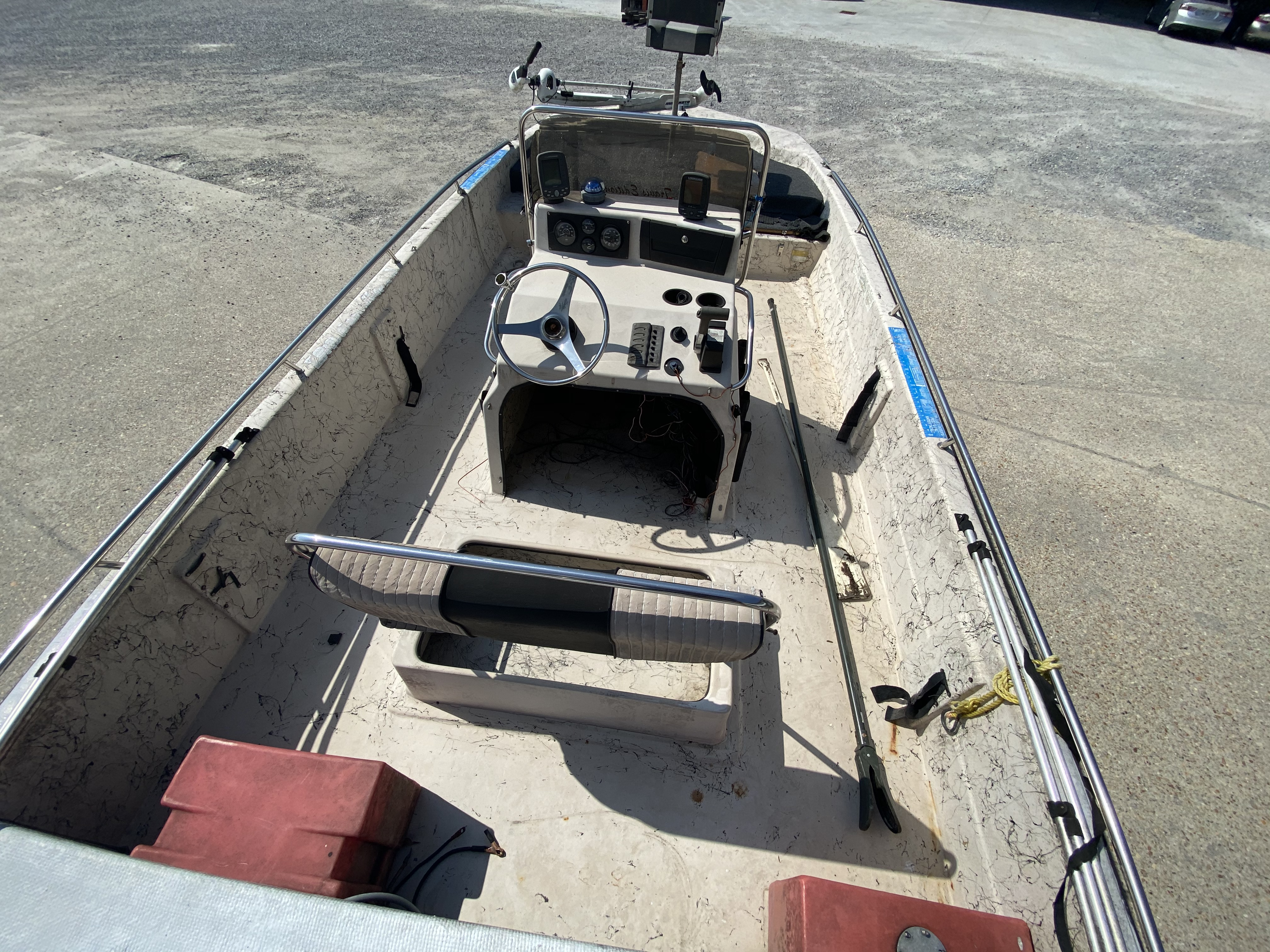1999 Predator boat for sale, model of the boat is 22 CC & Image # 10 of 12