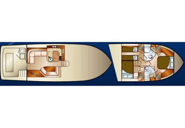 M 4021 BD Knot 10 Yacht Sales