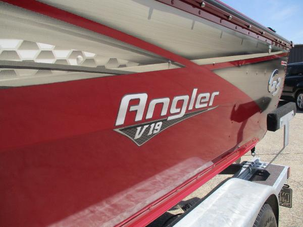 2020 G3 Boats boat for sale, model of the boat is Angler V19 SF & Image # 3 of 13