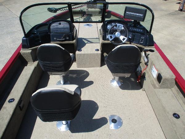 2020 G3 Boats boat for sale, model of the boat is Angler V19 SF & Image # 5 of 13