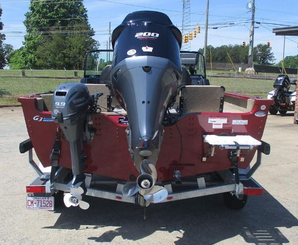 2020 G3 Boats boat for sale, model of the boat is Angler V19 SF & Image # 6 of 13