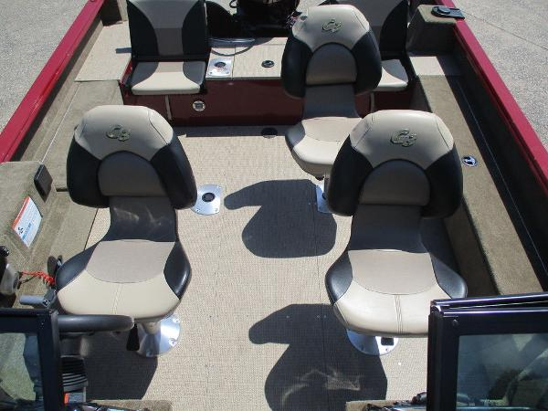 2020 G3 Boats boat for sale, model of the boat is Angler V19 SF & Image # 9 of 13