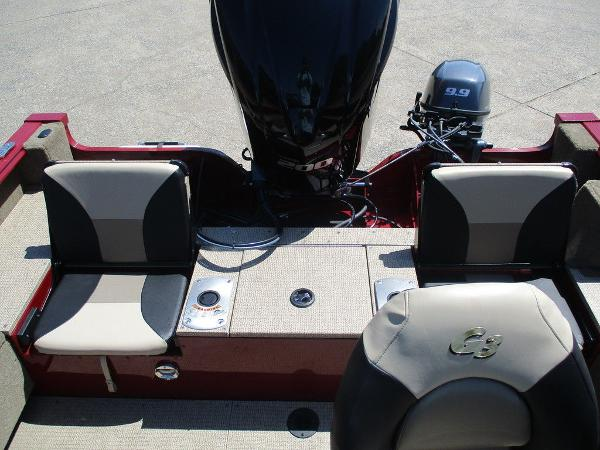 2020 G3 Boats boat for sale, model of the boat is Angler V19 SF & Image # 10 of 13