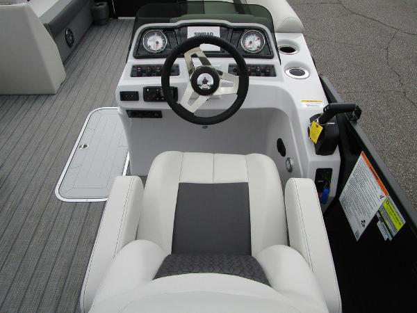 2021 Godfrey Pontoon boat for sale, model of the boat is SW 2286 SFL GTP 27 in. & Image # 15 of 38