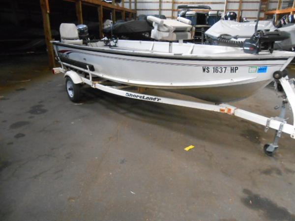 2002 ALUMACRAFT V16 for sale