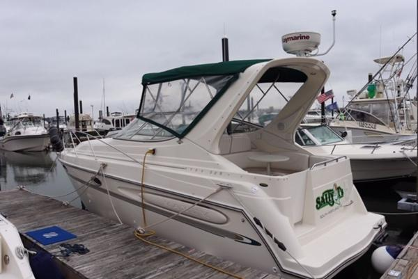1998 Maxum boat for sale, model of the boat is 2700 SR & Image # 1 of 17