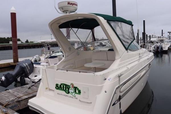 1998 Maxum boat for sale, model of the boat is 2700 SR & Image # 5 of 17
