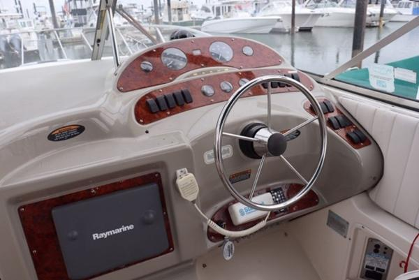 1998 Maxum boat for sale, model of the boat is 2700 SR & Image # 14 of 17