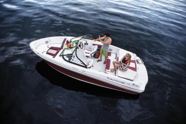 2019 Tahoe boat for sale, model of the boat is 500 TS & Image # 3 of 11