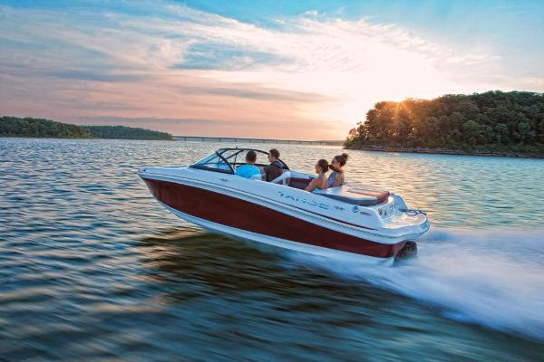 2019 Tahoe boat for sale, model of the boat is 500 TS & Image # 6 of 11