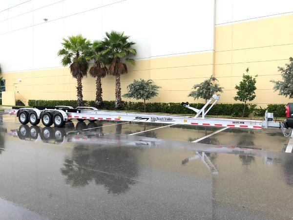 2021 Palm Beach Trailers PBT4028B image