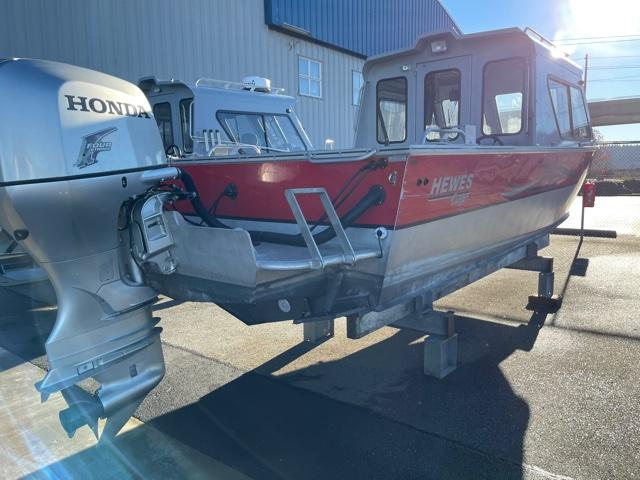 Hewescraft 240 Alaskan