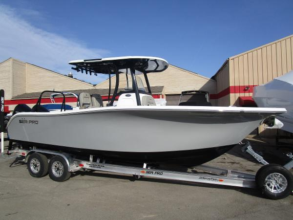 2021 Sea Pro boat for sale, model of the boat is 259 DLX & Image # 2 of 29