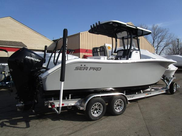 2021 Sea Pro boat for sale, model of the boat is 259 DLX & Image # 3 of 29