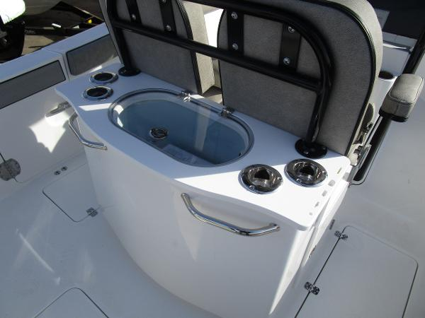 2021 Sea Pro boat for sale, model of the boat is 259 DLX & Image # 10 of 29