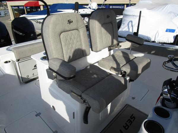 2021 Sea Pro boat for sale, model of the boat is 259 DLX & Image # 13 of 29