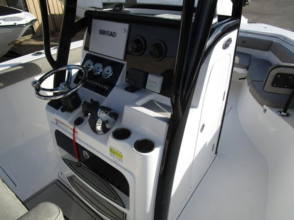 2021 Sea Pro boat for sale, model of the boat is 259 DLX & Image # 14 of 29