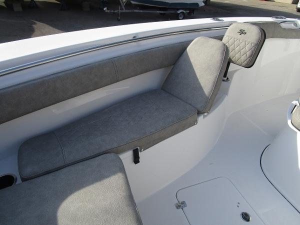 2021 Sea Pro boat for sale, model of the boat is 259 DLX & Image # 21 of 29