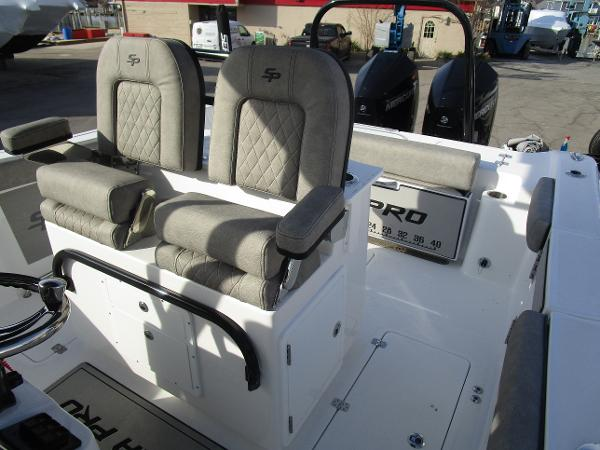 2021 Sea Pro boat for sale, model of the boat is 259 DLX & Image # 26 of 29