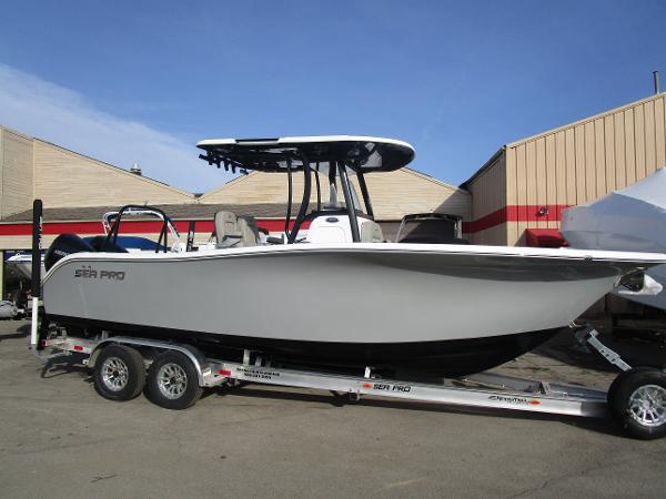 2021 Sea Pro boat for sale, model of the boat is 259 DLX & Image # 29 of 29
