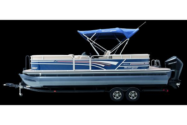 2020 Ranger Boats boat for sale, model of the boat is Reata 243C & Image # 4 of 8