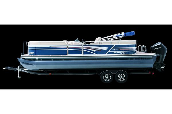 2020 Ranger Boats boat for sale, model of the boat is Reata 243C & Image # 4 of 7