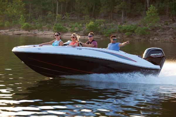 2021 Tahoe boat for sale, model of the boat is T16 & Image # 2 of 92