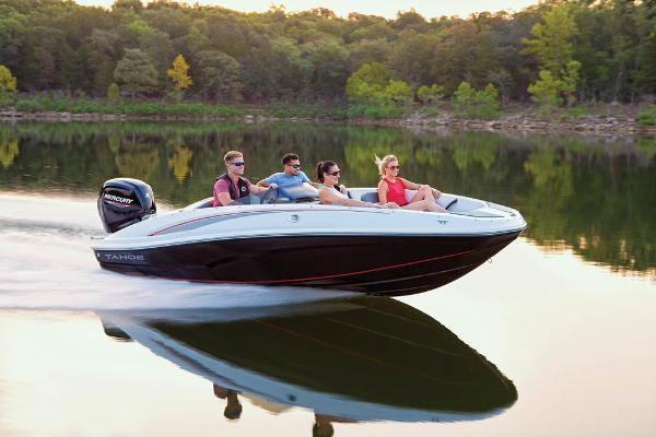 2021 Tahoe boat for sale, model of the boat is T16 & Image # 3 of 92
