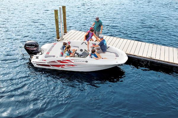 2021 Tahoe boat for sale, model of the boat is T16 & Image # 9 of 114