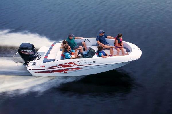 2021 Tahoe boat for sale, model of the boat is T16 & Image # 12 of 92