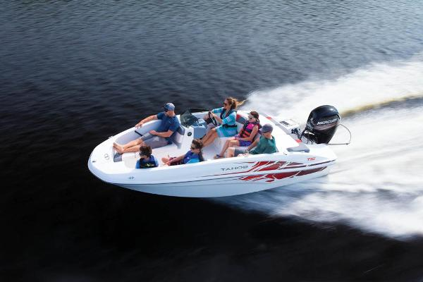 2021 Tahoe boat for sale, model of the boat is T16 & Image # 15 of 92
