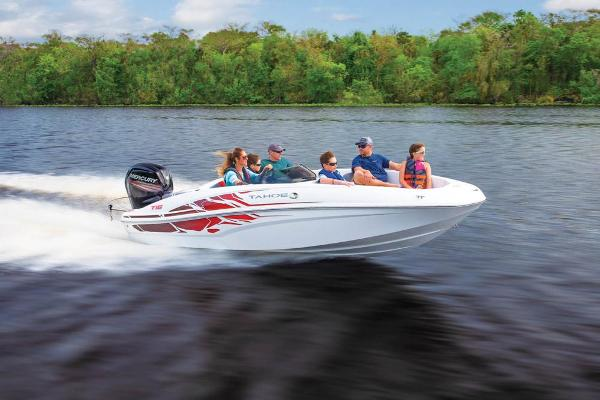2021 Tahoe boat for sale, model of the boat is T16 & Image # 16 of 114